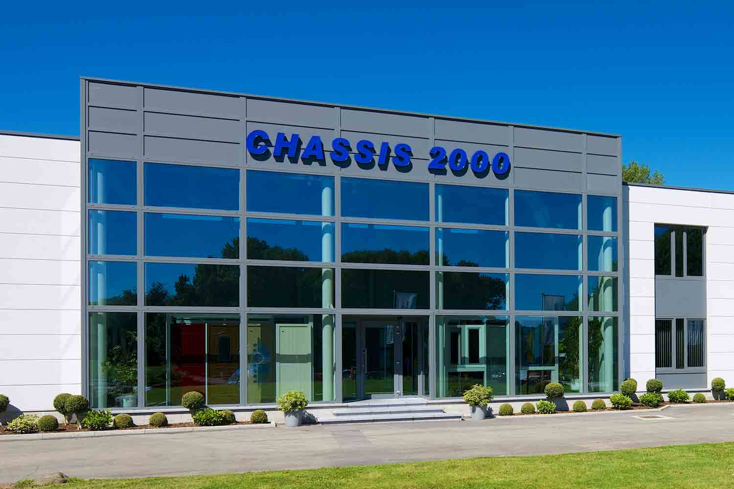 Châssis 2000 : Video